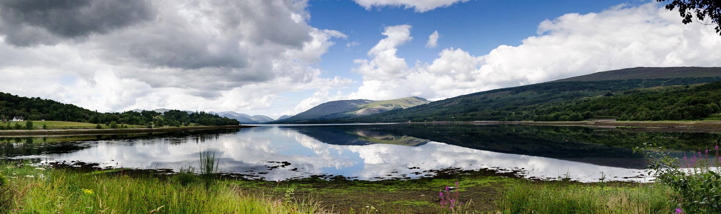 Loch Eil Panorama