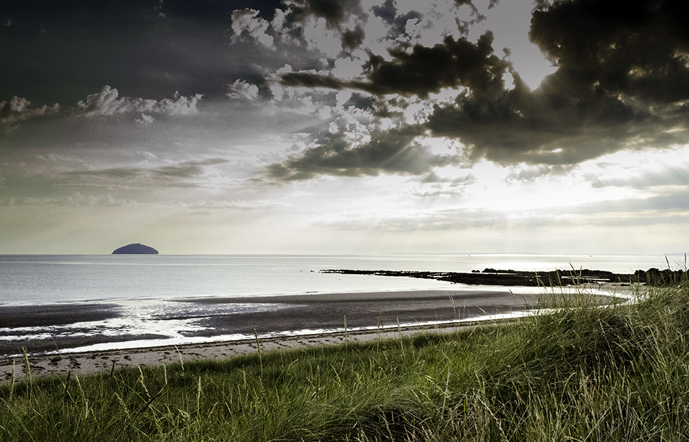 Turnberry Bay with Ailsa Craig