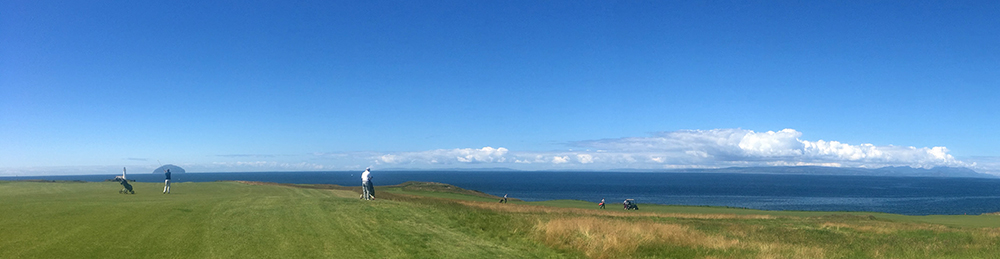 Trump Turnberry - King Robert the Bruce Course